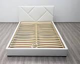Кровать Сити в мягкой обивке, фото 3