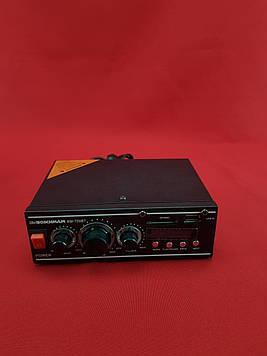 Підсилювач звуку BM AUDIO BM-700BT 2х канальний