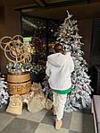 Женская шуба эко мех, фото 6