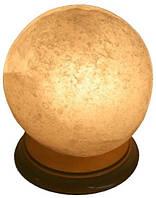 "Соляная лампа ночник ""Шар Большой"" 8 кг"