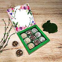 Набір цукерок із сухофруктів, на 9 цукерок