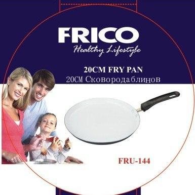 Сковорода блинная Frico FRU-144 20 см, фото 2