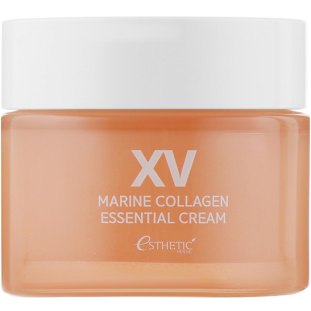 Ультраувлажняющий крем для лица с морским коллагеном Esthetic House Marine Collagen Essential Cream 50 мл