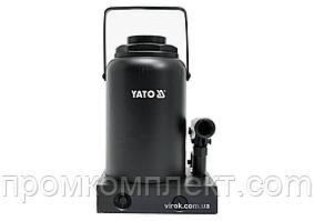 Домкрат гідравлічний стовбцевий YATO 32 т 285-465 мм