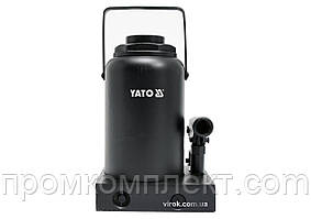 Домкрат гідравлічний стовбцевий YATO 50 т 300-480 мм