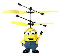 Интерактивная игрушка для детей и взрослых «Летающий Миньон»