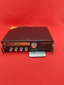 Підсилювач звуку з Bluetooth Max SN-888BT