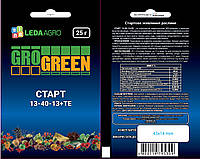 Старт, NPK 13-40-13, (25 г), стартове живлення рослин