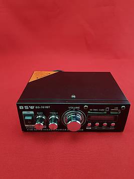 Підсилювач звуку Bluetooth BSW BS-701BT