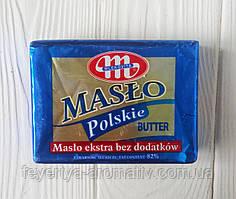Вершкове масло Mlekovita Maslo Polskie 200гр (Польща)