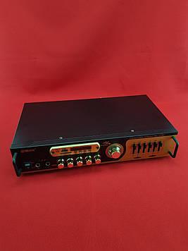 Підсилювач звуку UKC AV-121BT