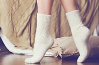 Шкарпетки махрові жіночі