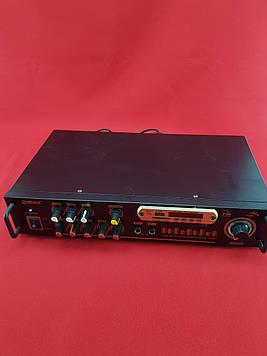 Усилитель звука  USB AV-102BT с Bluetooth