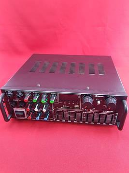Підсилювач звуку UKC AV-326BT