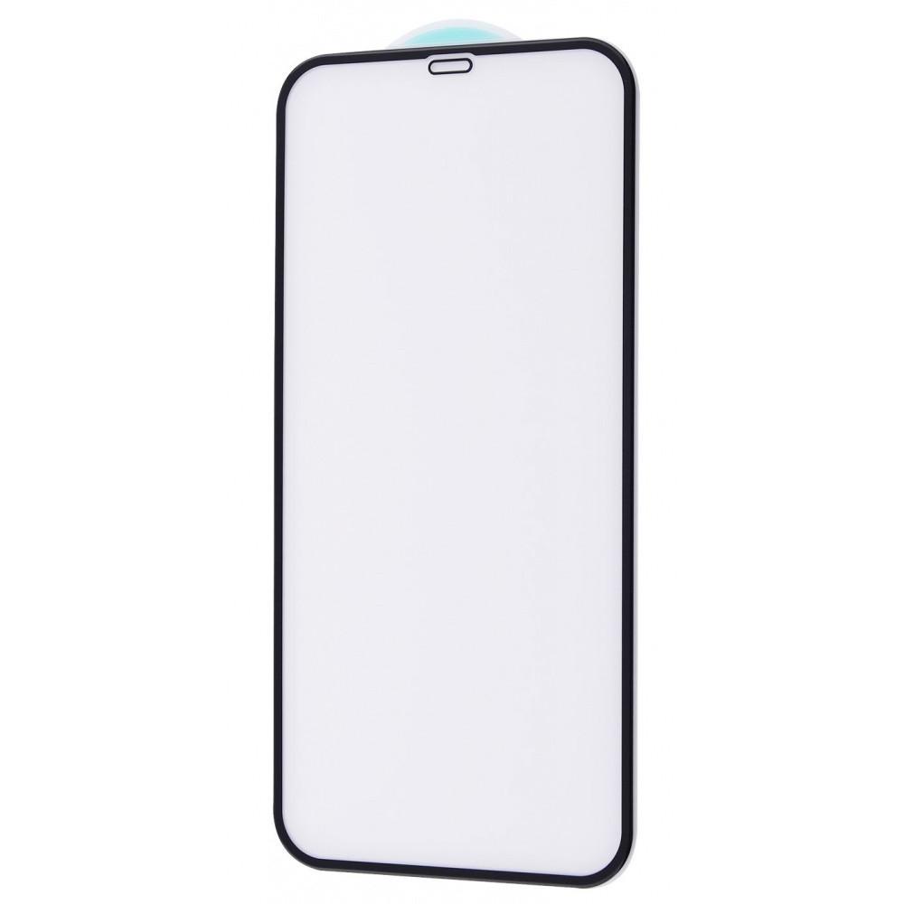 Защитное стекло FULL SCREEN 4D 360 iPhone 12 Pro Max без упаковки (black)