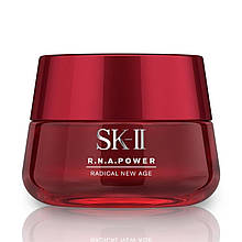 SK II RNA Power Radical New Age Антивозрастной укрепляющий и увлажняющий крем для лица 80 g