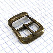 Пряжка 20 мм антик для сумок t4861 (10 шт.)