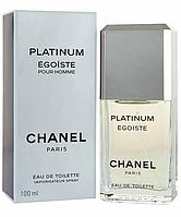 Туалетная вода для мужчин Chanel Egoiste Platinum, фото 1