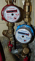 Установка / Замена счетчиков воды, водомеров, в Киеве, по Лицензии