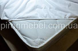 Наматрасник waterproof на резинке AQUA STOP хлопок Размер 80*160