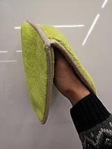Полотенце-рукавица для сушки - Autofiber Double Flip 20х20 см. 1100 gsm зеленое (T2FLIP1100GM-3), фото 3