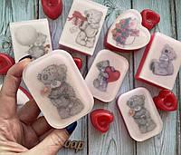 """Мыло открытка  """"Любовное послание»"""