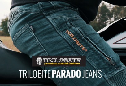 Мотоджинсы Parado от Trilobite® Premium Aramid Fashion