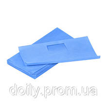 Защитная маска-салфетка для процедуры AIR Flow Polix PRO&MED 30*40см (25 шт/уп.) с SMMS (4823098702795)