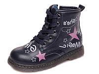 Якісні демі чобітки для дівчинки Weestep 27 - 17,3 cm, фото 1