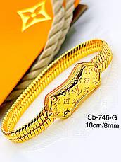 БРАСЛЕТ STAINLESS STEEL(ПРЕМИУМ), фото 3
