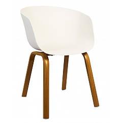 Кресло Bonro B 496 белое 42300066