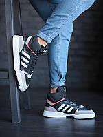 Чоловічі різнокольорові кросівки Adidas