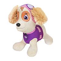 Мягкая игрушка собачка Щенячий патруль Скай