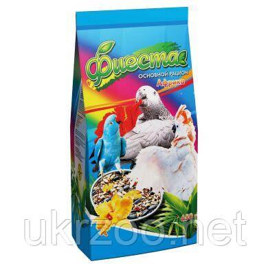 Корм для крупных попугаев Природа Фиеста «Африка» 650 г PR740237