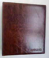 Альбом для монет MARCIA на 221 ячейку Коричневый