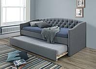 Односпальная кровать Signal Alessia 90X200 Серый (ALESSIA90SZD)