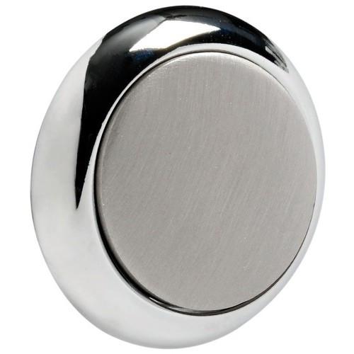 Ручка – накладка защёлки круглая нержавеющая сталь Osculati