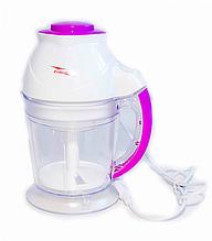 Кухонный электрический блендер двойной измельчитель octavo oc-291 200вт для мяса овощей и фруктов чоппер
