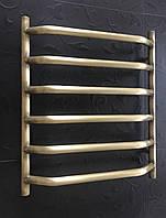 Бронзовий полотенцесушитель 700*600 Вільха 06П АЗОКМ, фото 1