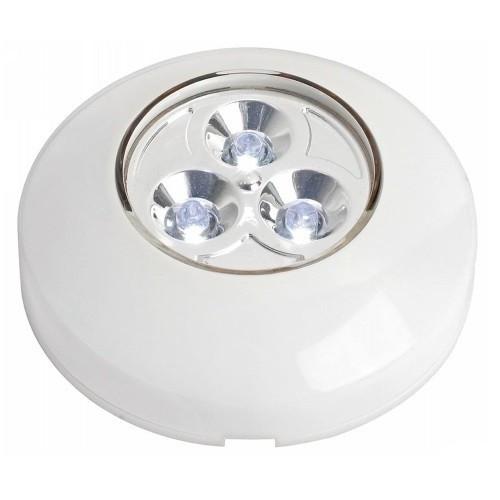 Світильник LED, накладної, пластик, 0,43 Вт, автономний, Osculati.