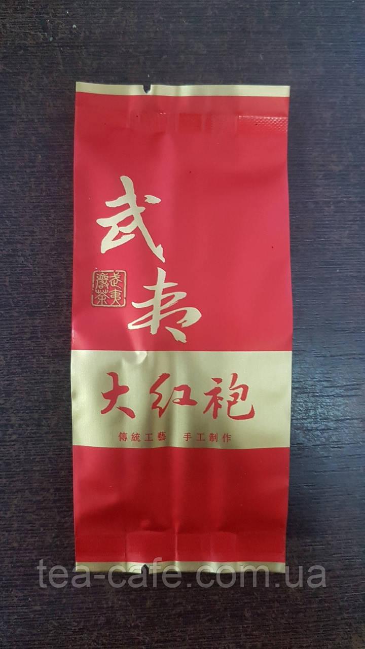 Чай китайский ДаХунПао порционный,1 шт.