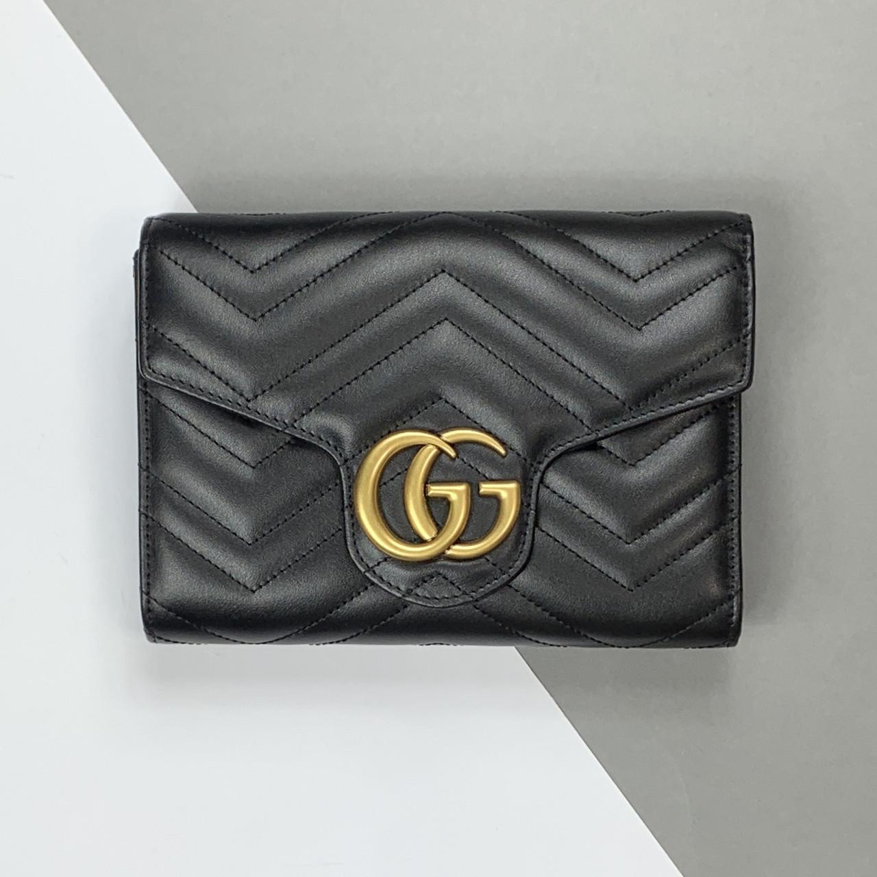 Мини-сумка Gucci GG Marmont  (Гуччи) арт. 04-04