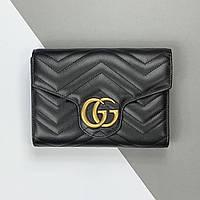 Мини-сумка Gucci GG Marmont  (Гуччи) арт. 04-04, фото 1