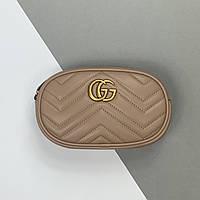 Поясная сумка GG Marmont Gucci 9А (Гуччи) арт. 04-16, фото 1