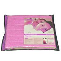Электропростынь (розовый с текстурой) 120х160 Yasam, фото 1