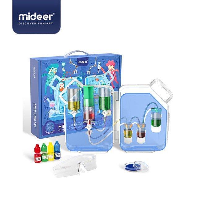 Лаборатория Физика и Химия Mideer