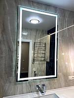 Зеркало с LED подсветкой Лайт Z2