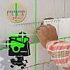 Лазерний рівень 3D 12 ліній PRACMANU N12X11 (зелений)