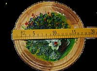 Тарелка расписная 18 см