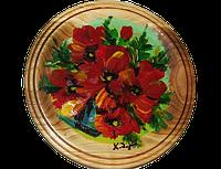 Тарелка расписная 20 см